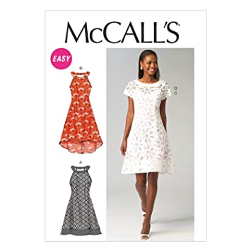 McCall Pattern Company McCalls MC 6883 E5 (14-16-18-20-22 ...