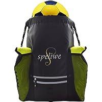 Speliwe Soccer Bag,Basketball Backpack