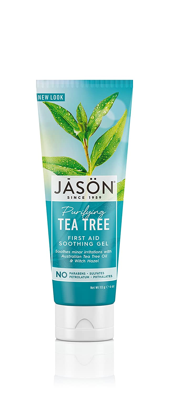 Jason Purifying Tea Tree Gel Tube, 4 Ounce 300132