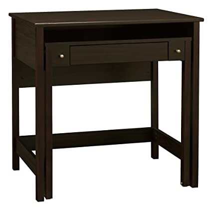 Lovely Bush Furniture Brandywine Writing Desk For Small Spaces In Porter