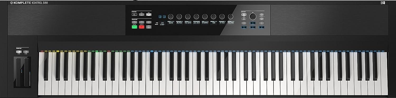 Native Instruments Komplete Kontrol S88 - Teclado controlador: Amazon.es: Instrumentos musicales