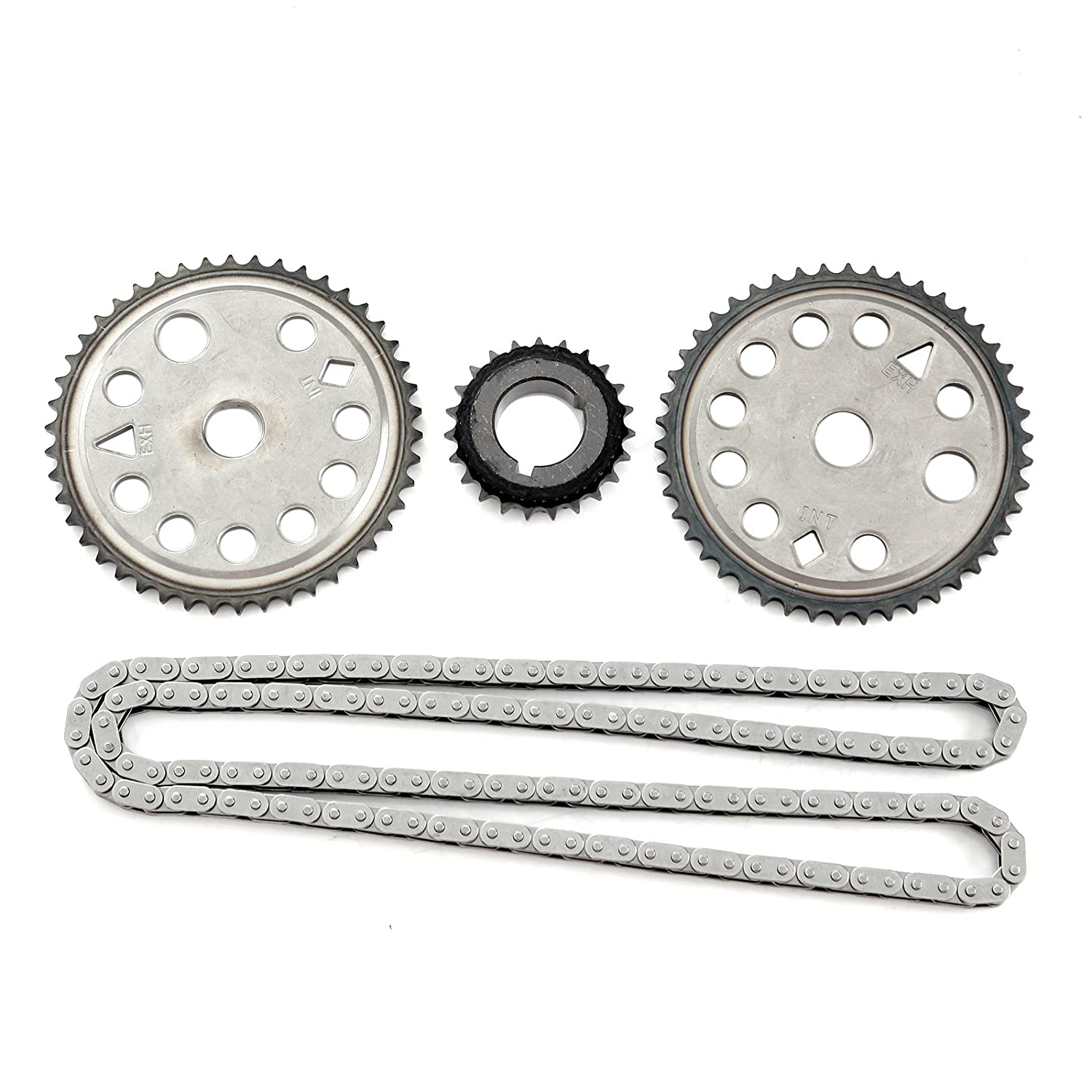 Timing Chain Kit Fits 00 11 Gm 20l 22l Dohc Ecotec 1999 Oldsmobile Alero Serpentine Belt Routing And Diagrams Engine Z22se L61 L42 Lsj Lnf Set Automotive