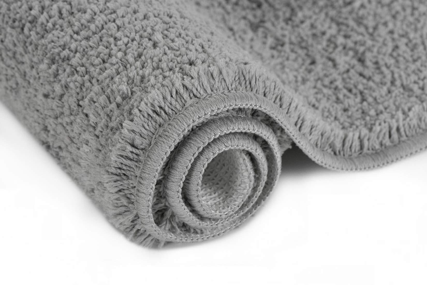 Shellspace Indoor Mat Bathroom Rug Non Slip No Odor Eco-Friendly Safe Quickly