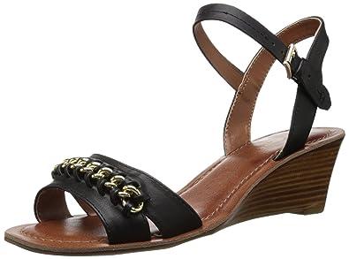 24273e868ef Tommy Hilfiger Women s Mojito Wedge Sandal