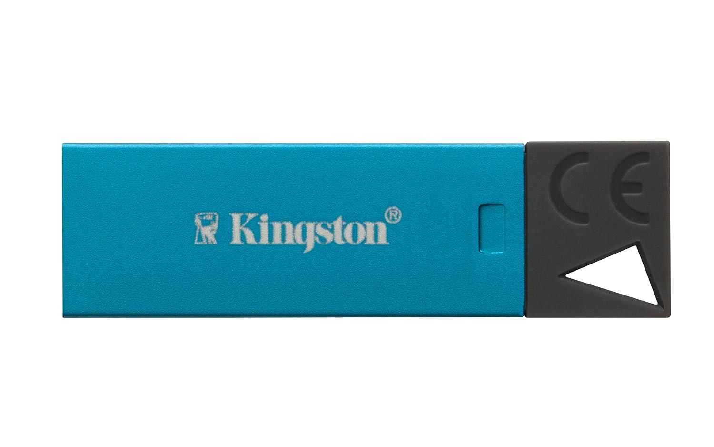 Amazon.com: Kingston Digital USB 3.0 DataTraveler Mini (Cyan) (DTM30 ...