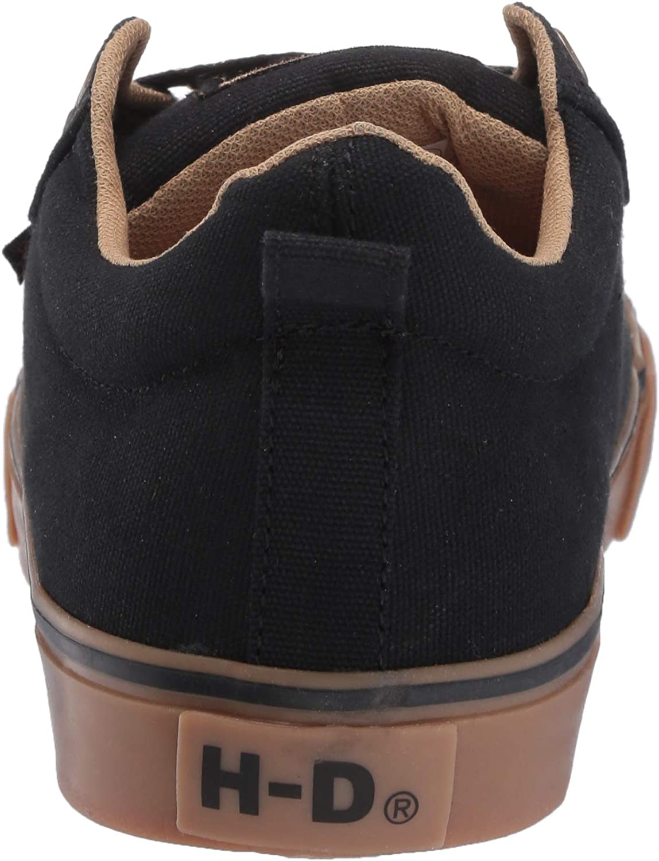 HARLEY-DAVIDSON FOOTWEAR Torland Sneaker pour femme Black