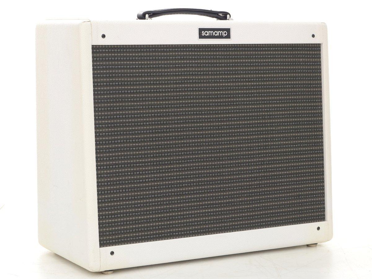 samamp / CA45 ギター用コンボアンプ 120V仕様 ハードケース&ステップアップトランス付 B078JVQ449