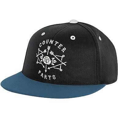 6b8a853f778 Amazon.com  Counterparts Men s Arrow Logo Baseball Cap Adjustable ...