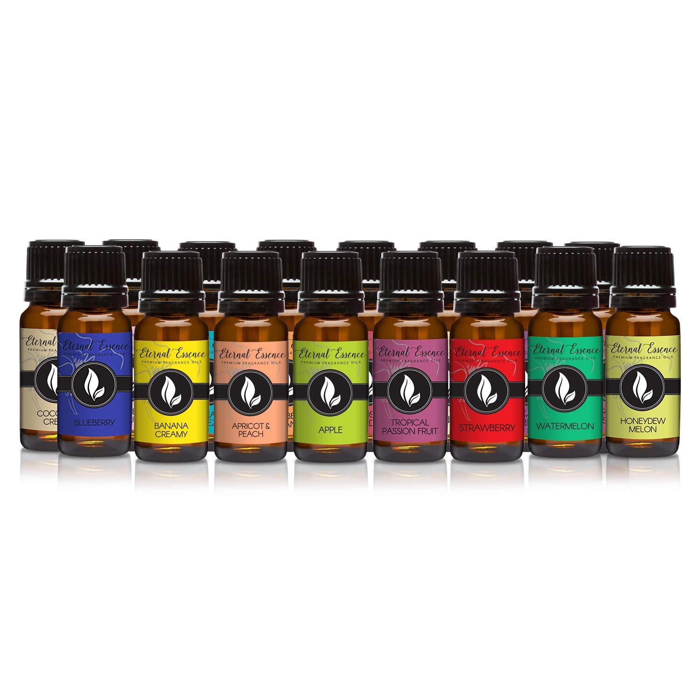 Fruity - Set of 16 Premium Fragrance Oils - Eternal Essence Oils