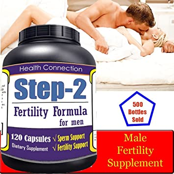 Fertility supplements male sexual health
