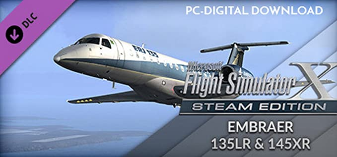 Buy Microsoft Flight Simulator X: Steam Edition - Embraer ERJ 145LR