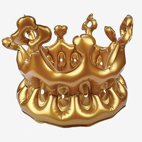 Legami Corona Gonfiabile - Queen: Amazon.es: Bebé