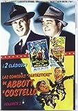"""Las Comedias """"Fantasticas"""" De Abbott Y Costello, Vol. 3 [Italia] [DVD]"""