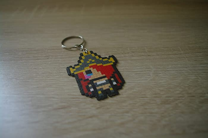 Llavero Miss Fortune - League of Legends/Hama beads - Pixel ...
