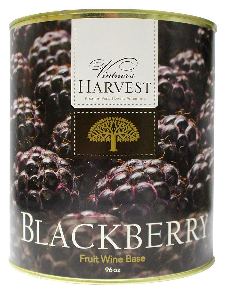 Vintner's Harvest Fruit Bases blackberry