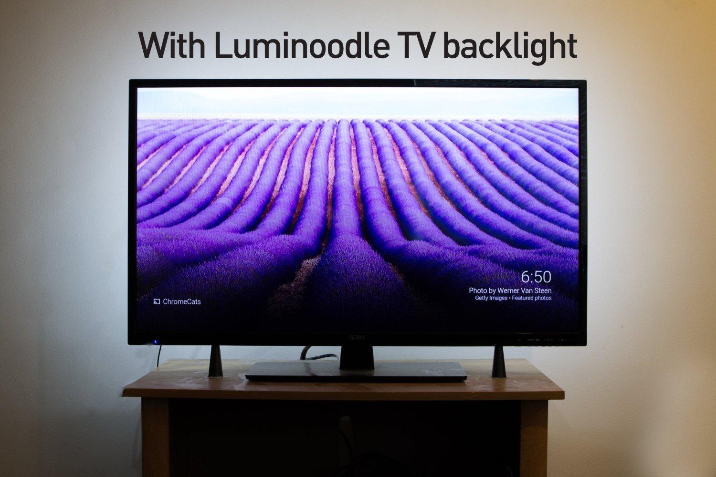 Acquista retroilluminazione tv led rgb illuminazione tv led