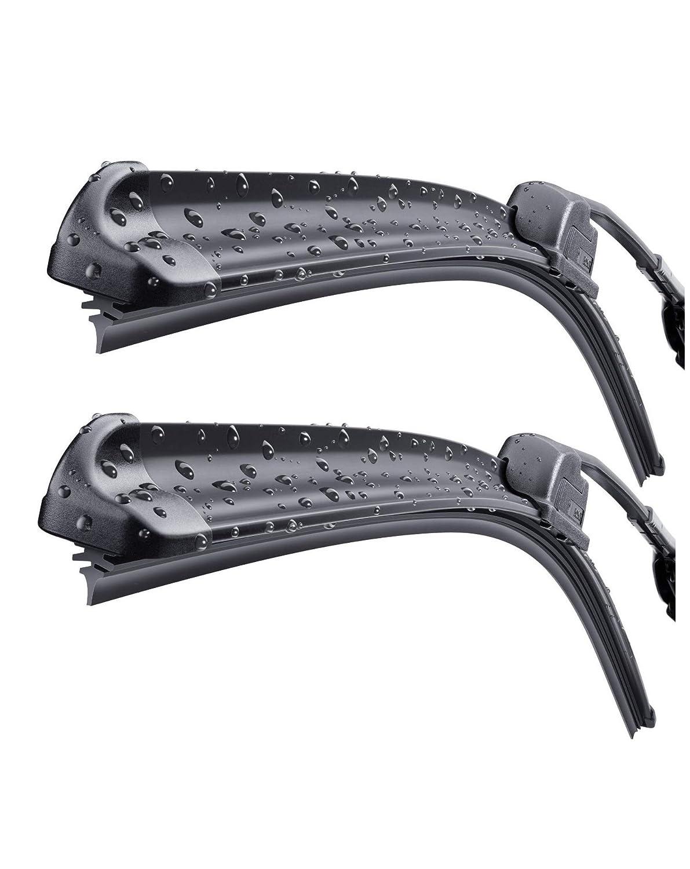 Bosch AR24U - AR19U - QF31074 Front AeroTwin Windscreen Flat Wiper Blades 24' + 19'