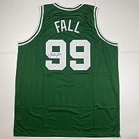$124 » Autographed/Signed Tacko Fall Boston Green Basketball Jersey PSA/DNA COA