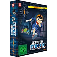 Detektiv Conan - Box 1 (Episoden 1-34) [6 DVDs]