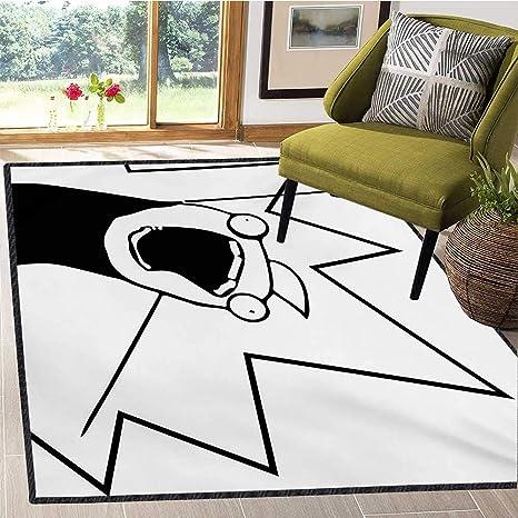 Outstanding Amazon Com Humor Bath Mats For Floors Happy Stick Meme Bralicious Painted Fabric Chair Ideas Braliciousco