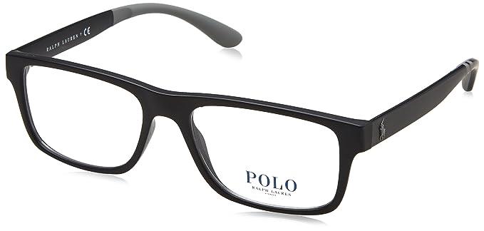 Polo Lauren ca Men Ralph Ph Black FramesAmazon 2182 Eyewear nwmNv80