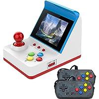 CXYP Mini Recreativa Arcade,3 Pulgadas 360 Juegos Consola de Juegos Portátil Retro Mini Arcade