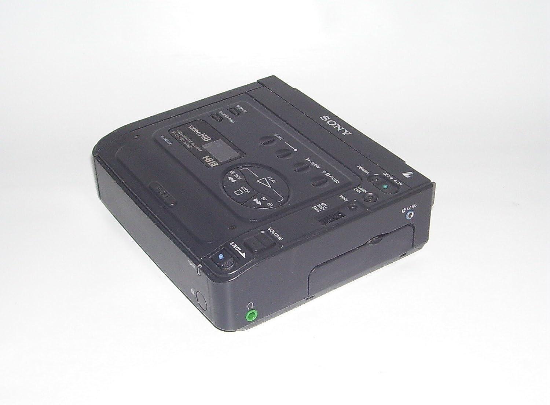 Sony Hi8 NTSC analog stereo Video casseyye recorder player sony EVO-250