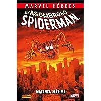 Marvel héroes 105 el asombroso spiderman. matanza máxima 7