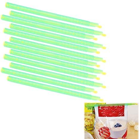 Amazon.com: whosee 12-Pack 3 tamaños sello Stick chip de ...