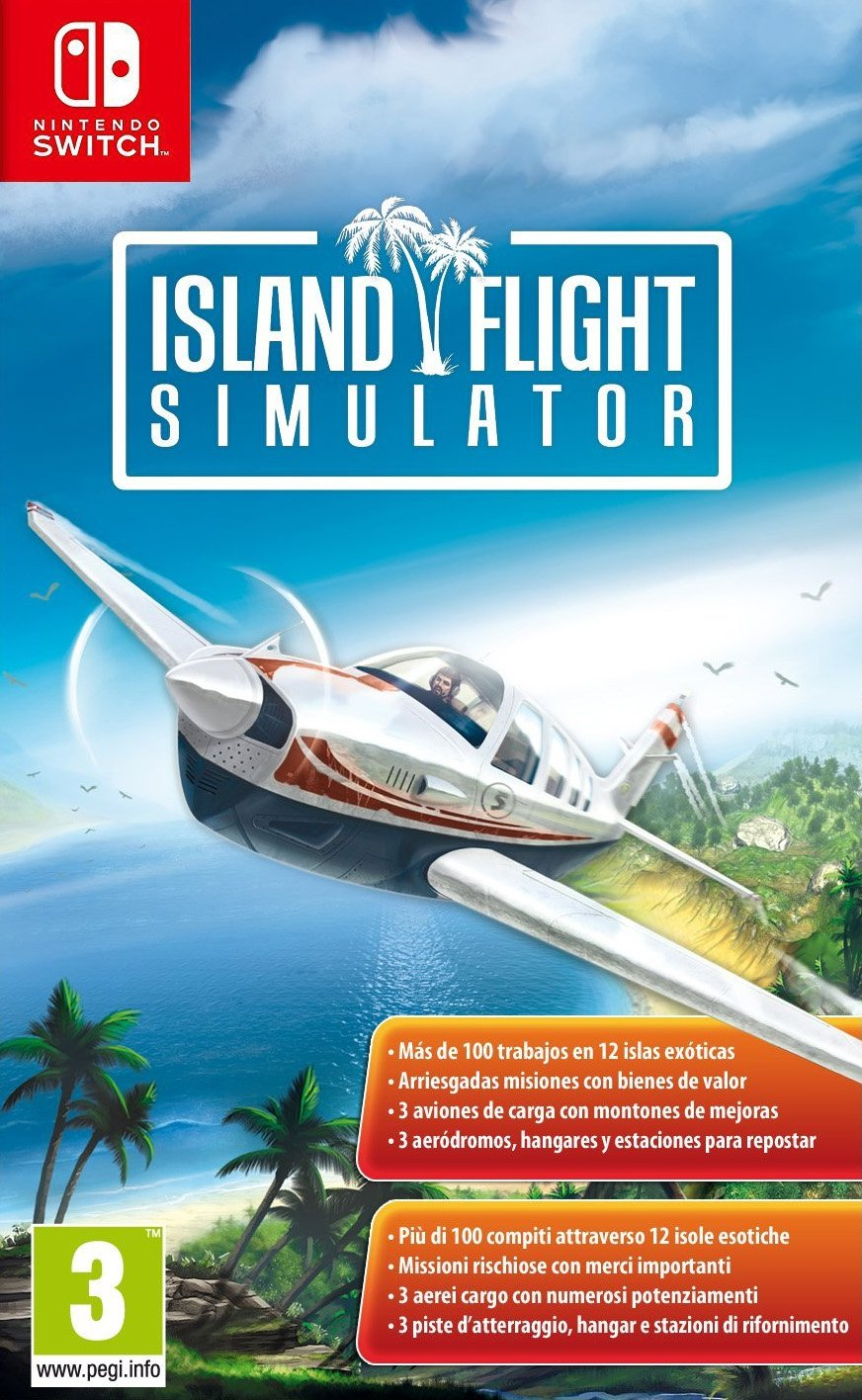 aerei flight simulator