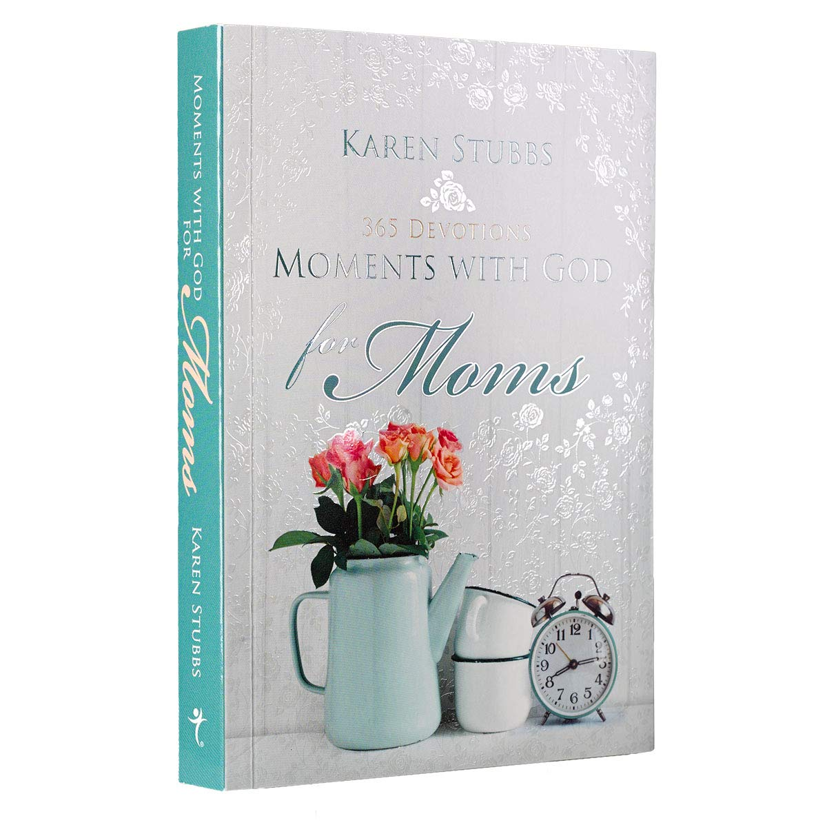 Moments with God for Moms: 365 Devotions: Karen Stubbs: 9781432115548:  Amazon.com: Books