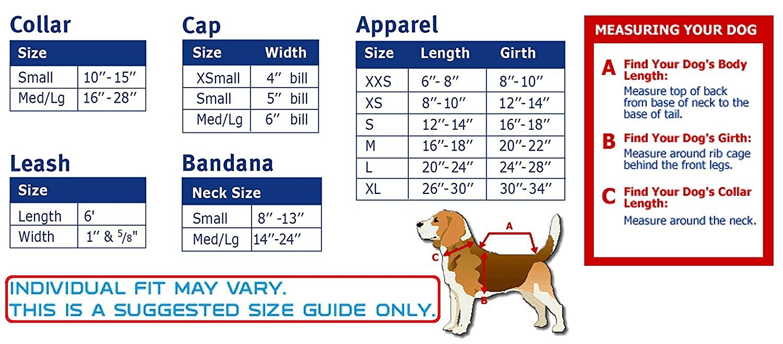 Sporty K9 NCAA Footbal Mesh Dog Jersey