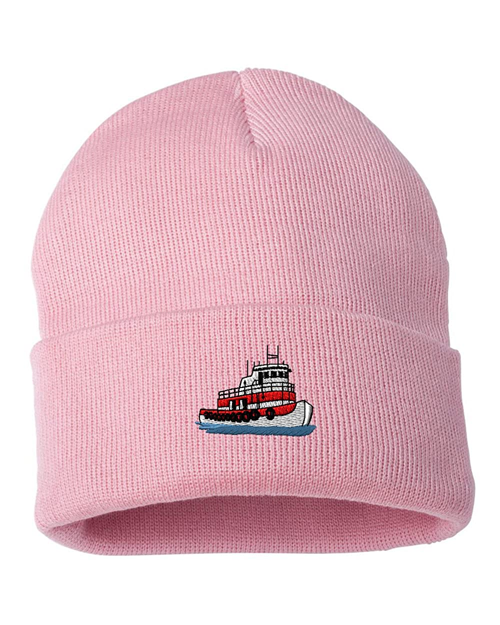 Tugboat Custom Personalized Embroidery Embroidered Beanie