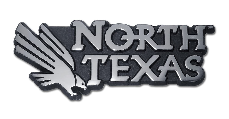 Eagle w//North Texas Emblem Elektroplate University of North Texas