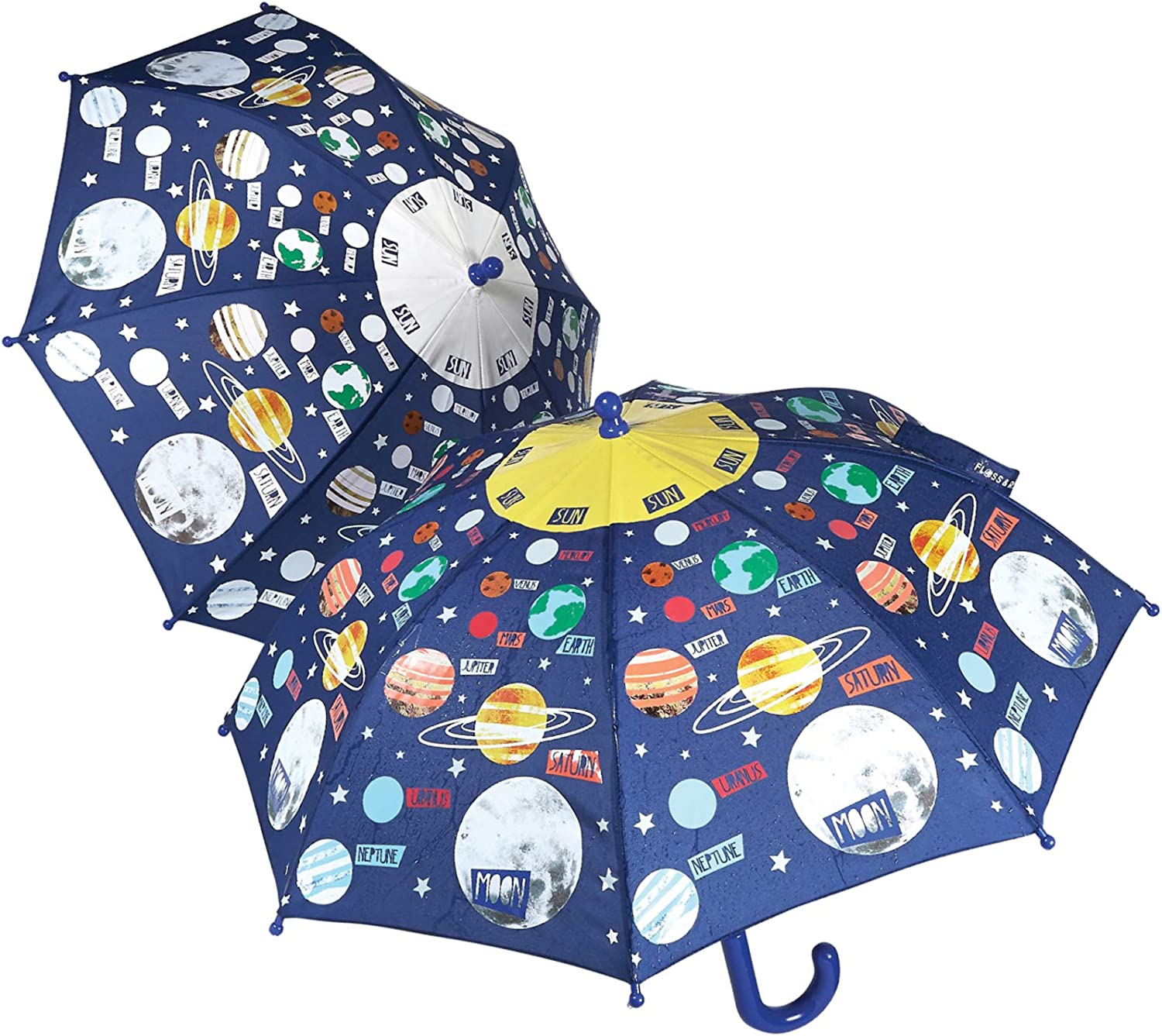 Floss /& Rock Space//Universe Color Changing Umbrella Standard