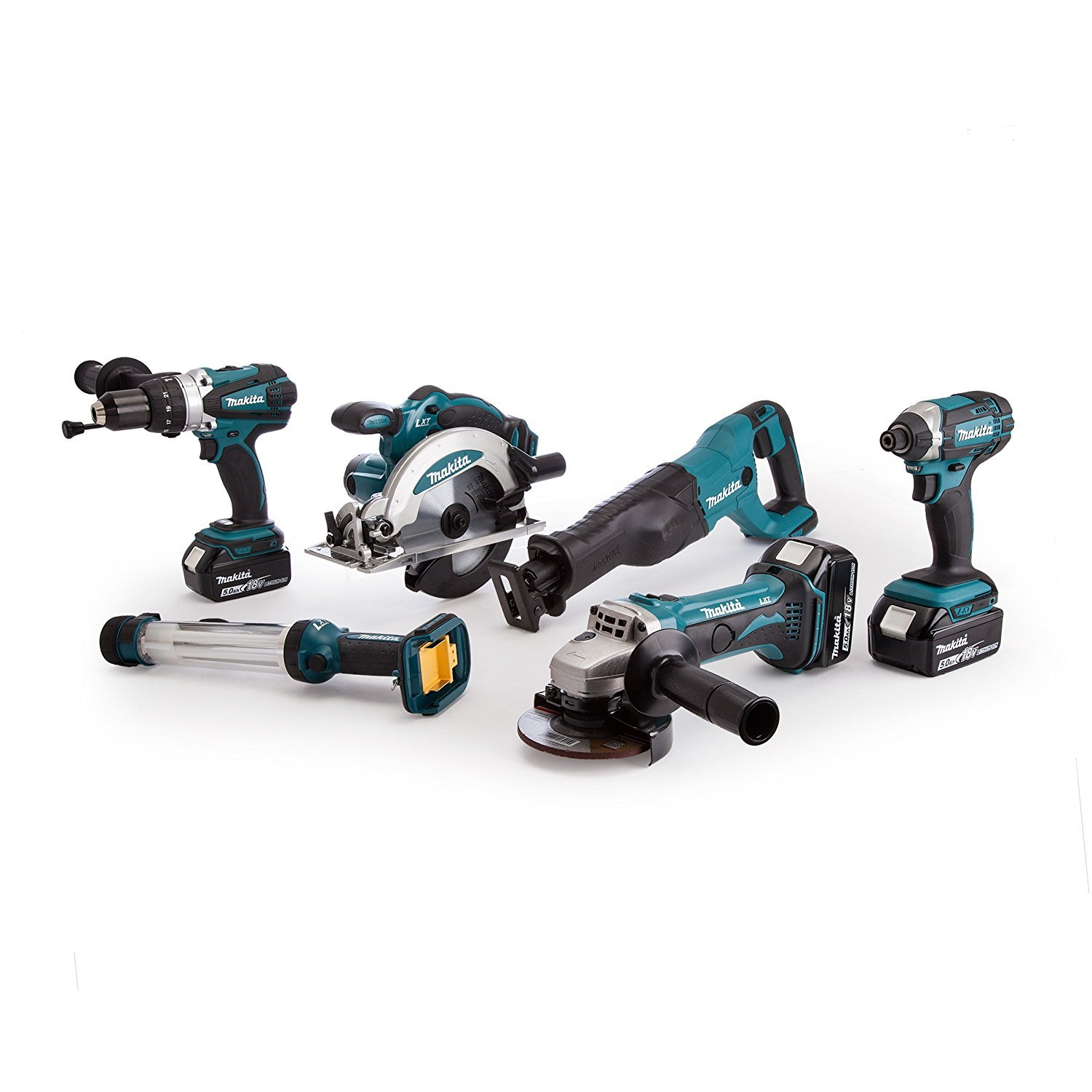 Makita Set DLX6044PT