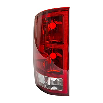 TYC 11-5702-01-1 Compatible with DODGE Left Replacement Tail Lamp: Automotive