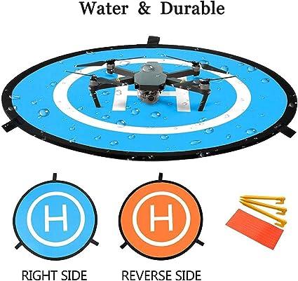 """Durable Waterproof HELI LAND PAD 31/"""" RC UAV Drone DJI LANDING PAD Large"""