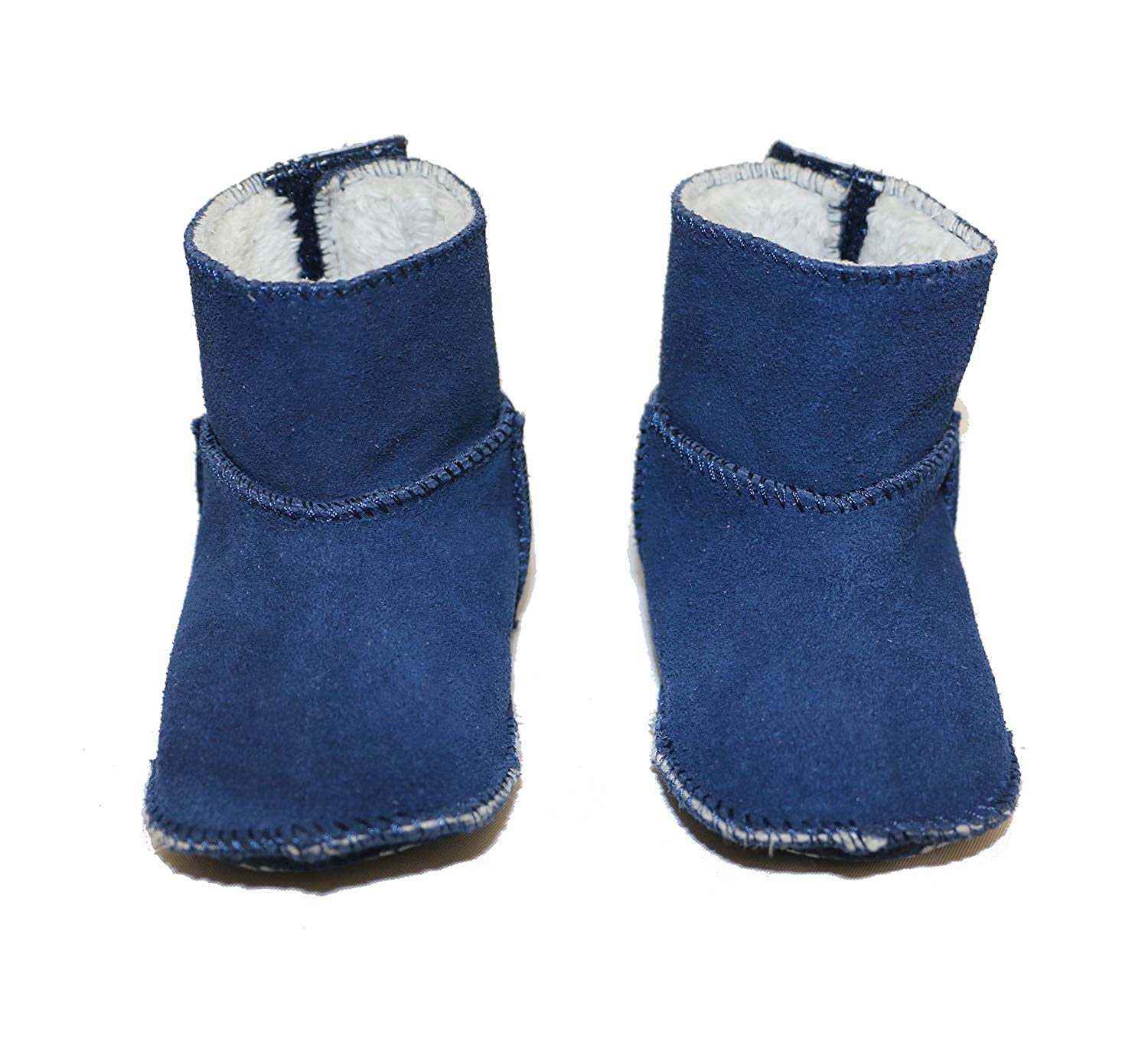 Frenchie Mini Couture Sheepskin Lined Boot Toddler Baby