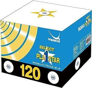 Yasaka Select 1* 120U. Orange A45