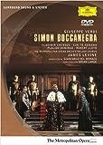 Verdi: Simon Boccanegra -- Metropolitan Opera/Levine [DVD] [2002]