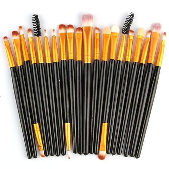 Amuster Make Up Pinsel Professionelles Schminkpinsel Kosmetikpinsel