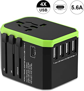 Besthing All in One Universal Travel Adapter