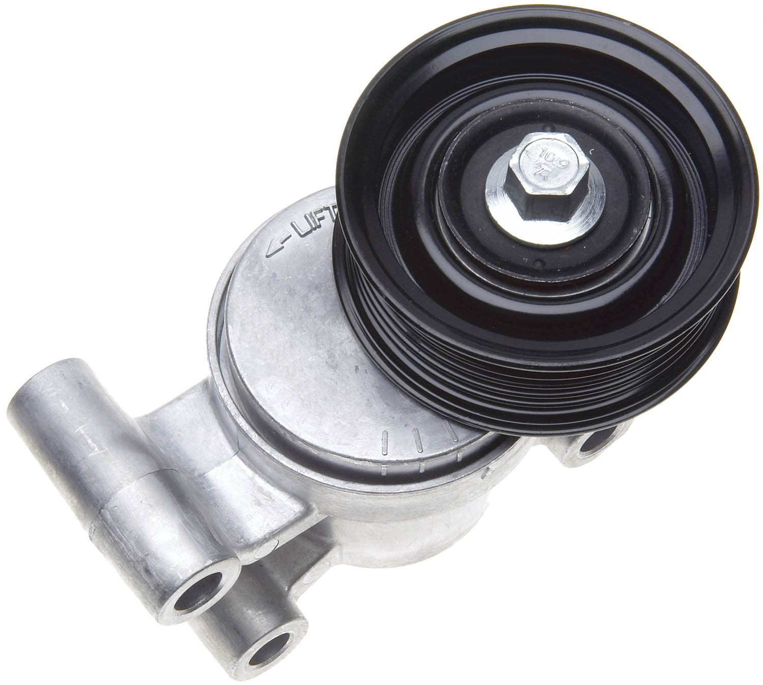 ACDelco 39083 Professional Automatic Belt Tensioner and Flanged Pulley Assembly