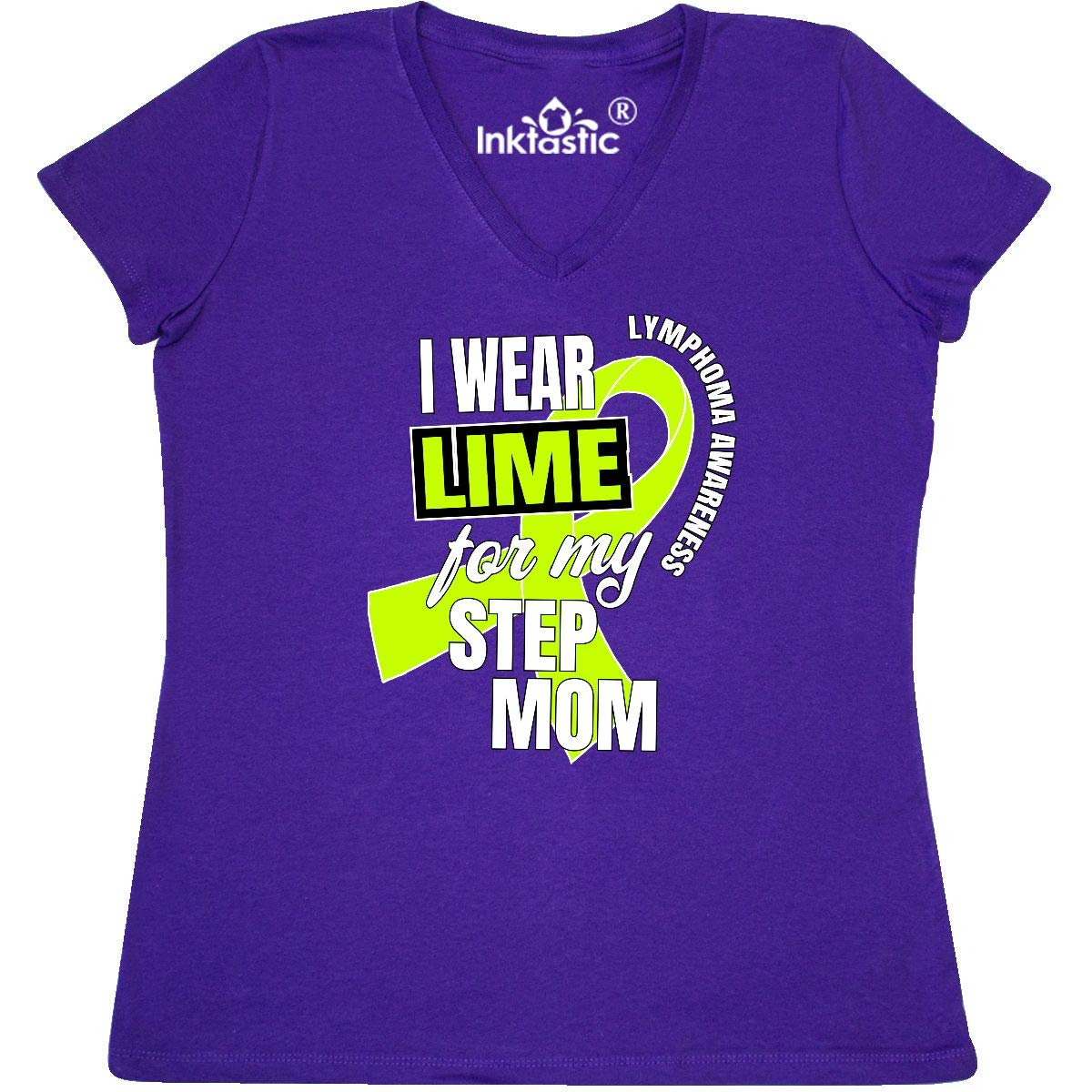 inktastic I Wear Lime for My Mom Lymphoma Awareness Baby T-Shirt