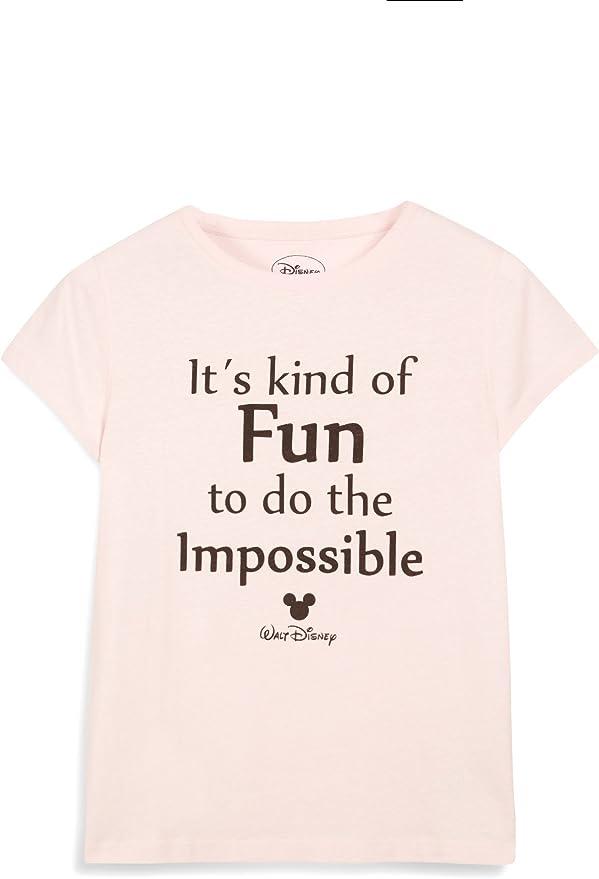 DISNEY BY PRIMARK - Camiseta - para mujer Rosa rosa claro ...