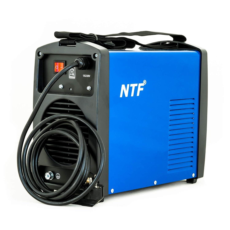 Unidad de Soldadura inverter totalmente digital con encendido HF | función de pulso | MMA | IGBT: Amazon.es: Industria, empresas y ciencia