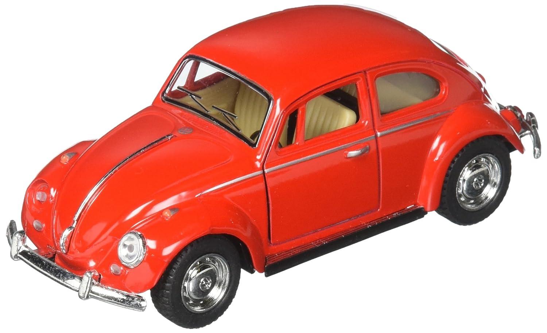 kk white beetle cabriolet scale volkswagen hebmueller red