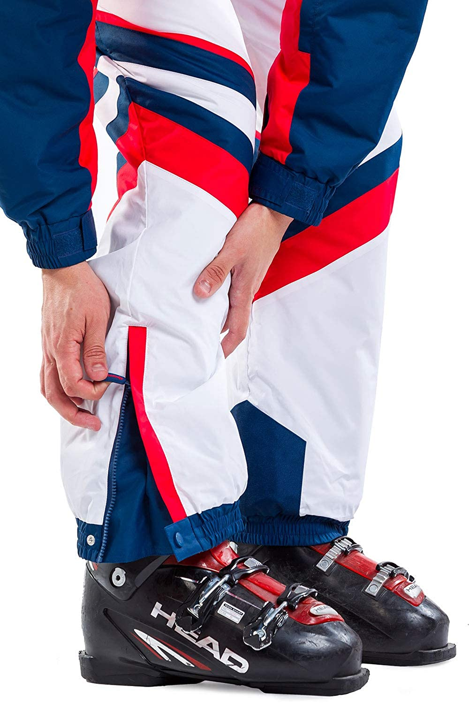 Amazon.com: Tipsy Elves - Traje de esquí para hombre, color ...