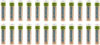 product image for Preserve Toothpicks, Mint Tea Tree, 24 canisters